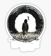 Pan's Labyrinth Arch Sticker