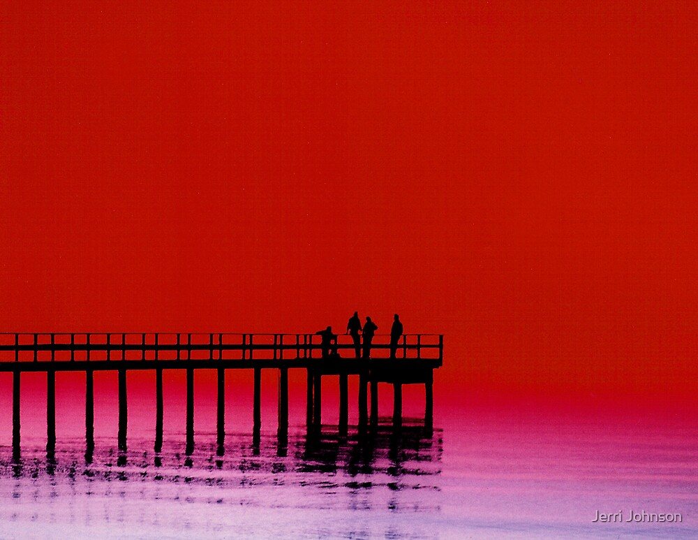 Red Sky Delight by Jerri Johnson