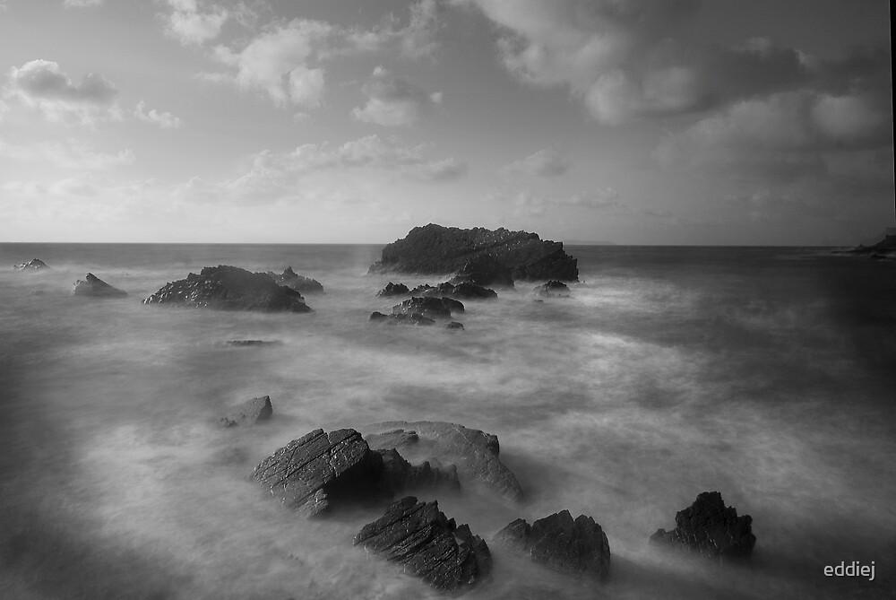 Misty Seas by eddiej