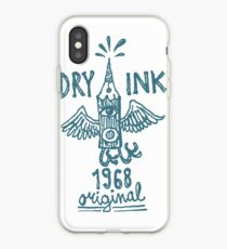 Dry Ink original iPhone Case