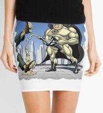 Greaseman - Fighting Evil With Lubrication Mini Skirt