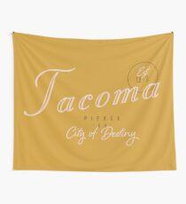 Tacoma, WA Wall Tapestry