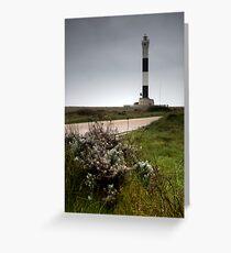 Lighthouse Greeting Card