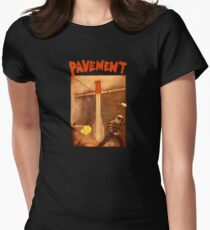 Camiseta entallada para mujer Pavement Rocket Kid