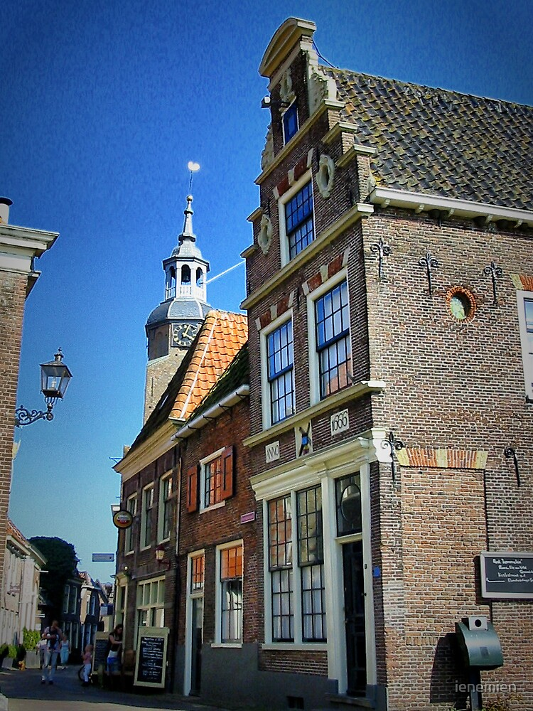 Traditional Dutch House by ienemien