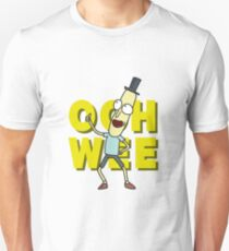Mr. Poopybutthole Slim Fit T-Shirt