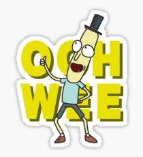 Mr. Poopybutthole Sticker
