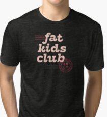 Fat Kids Club Tri-blend T-Shirt