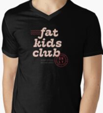 Fat Kids Club V-Neck T-Shirt