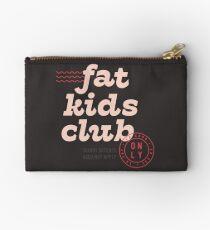 Fat Kids Club Zipper Pouch