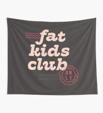 Fat Kids Club Wall Tapestry