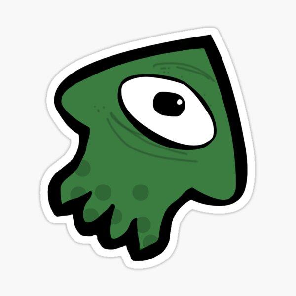 Iwoomynati is real! Splatoon Sticker