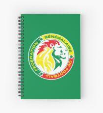 Der senegalesische Fußballverband Spiralblock