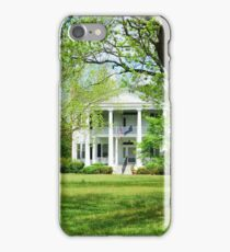 Southern Plantation iPhone Case/Skin