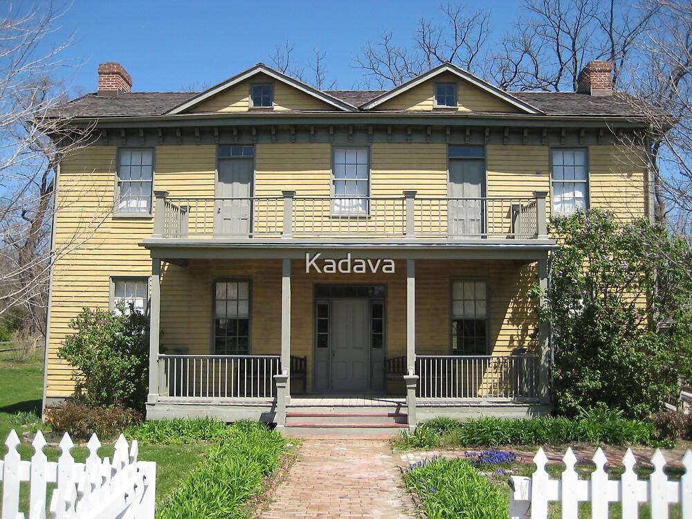 Home sweet home by Kadava