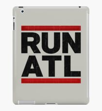 RUN ATL - Atlanta NBA iPad Case/Skin