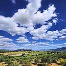 Blue Sky by jackitec