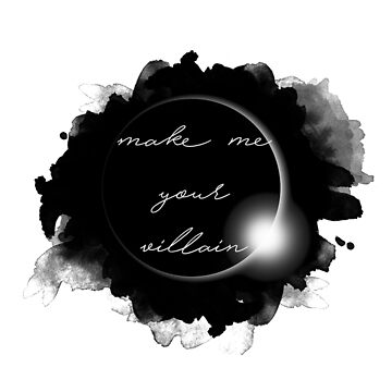 Make Me Your Villain the Darkling Grisha Quote by fennywho
