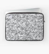 Silvery Laptop Sleeve