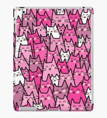 Cat Party (Pink) iPad Case/Skin