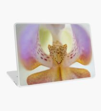 Center of the Orchid Laptop Skin