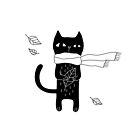 Black Cat by Ekaterina Zimodro