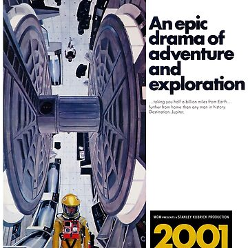 2001: A Space Odyssey by Xcess
