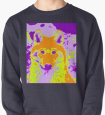 Not So Big Bad Wolf Pullover