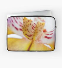 Spotted Orchid Laptop Sleeve