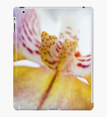 Spotted Orchid iPad Case/Skin