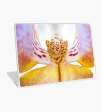 Spotted Orchid's Center Laptop Skin