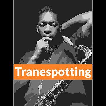 John Coltrane - Tranespotting by SQWEAR