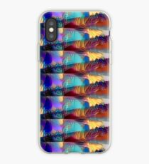 Abstract colors iPhone Case