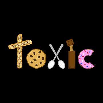 Toxic Sugar by lurchmerch