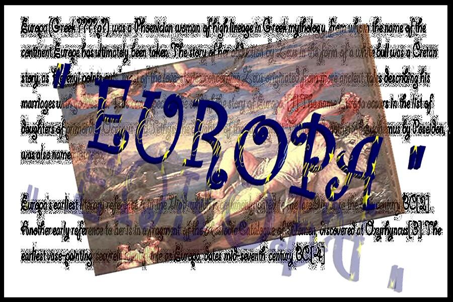 EUROPA by alaskaman53