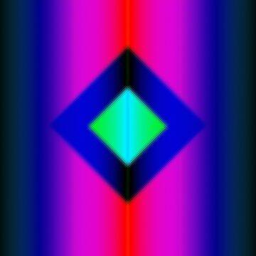 Retro Diamond by CDJones