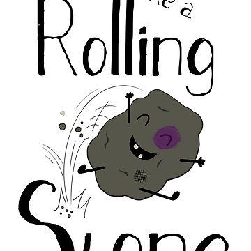 Rolling Stone by JakuWaku