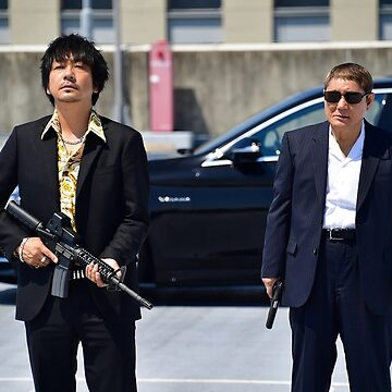 Takeshi Kitano - Outrage Coda by bammydfbb