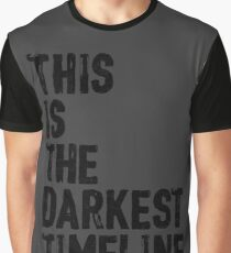 This Is The Darkest Timeline Graphic T-Shirt