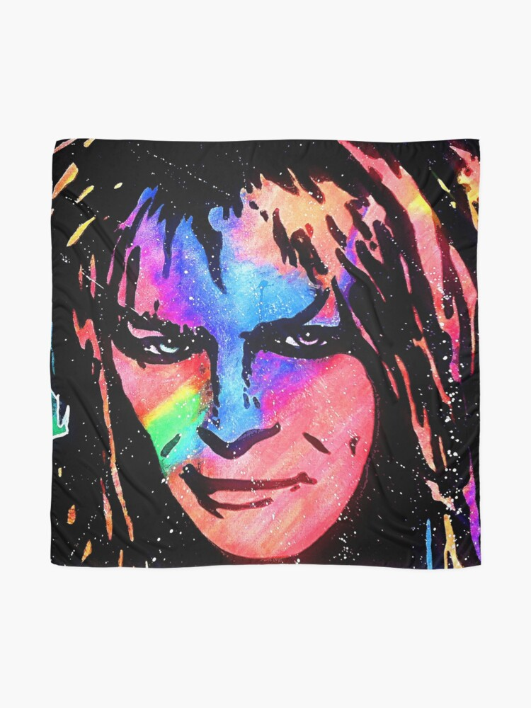 Alternate view of The Goblin King Scarf