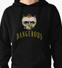 Michael Jackson - Dangerous Pullover Hoodie