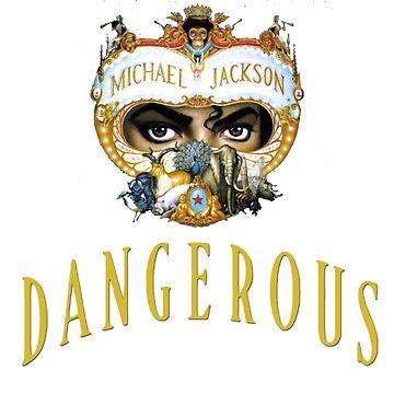 Michael Jackson - Dangerous by retropopdisco