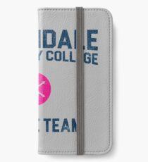 Greendale Community College Debate Team iPhone Wallet/Case/Skin
