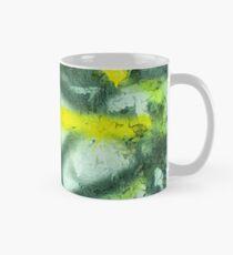 Black Yellow White Mug