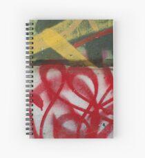 Filagree Spiral Notebook