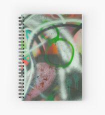 Eight Spiral Notebook