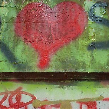 Red Heart by srwdesign