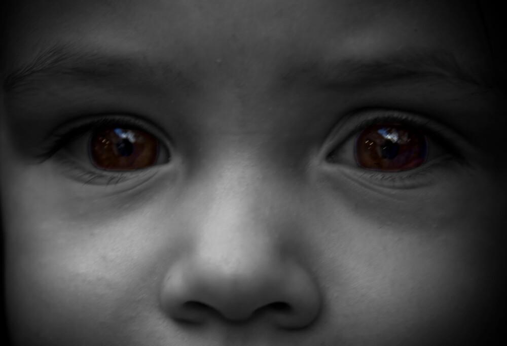 Brown Eyed Girl by Deon Van Den Berg