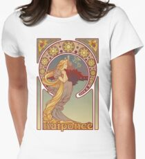 Raiponce Womens Fitted T-Shirt
