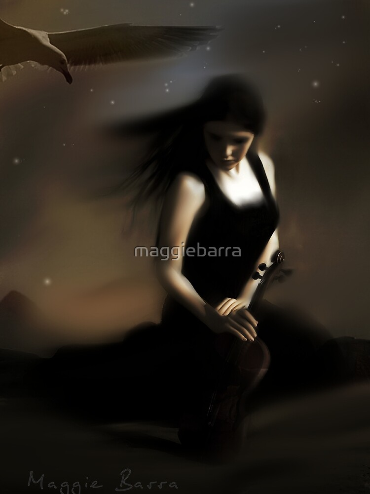 Under The Stars by maggiebarra